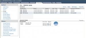 NFS Datastore